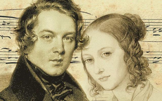 Amici della musica: CLARA E ROBERT SCHUMANN – Amore e follia